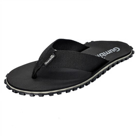 GUMBIES Duckbill Teenslippers, black